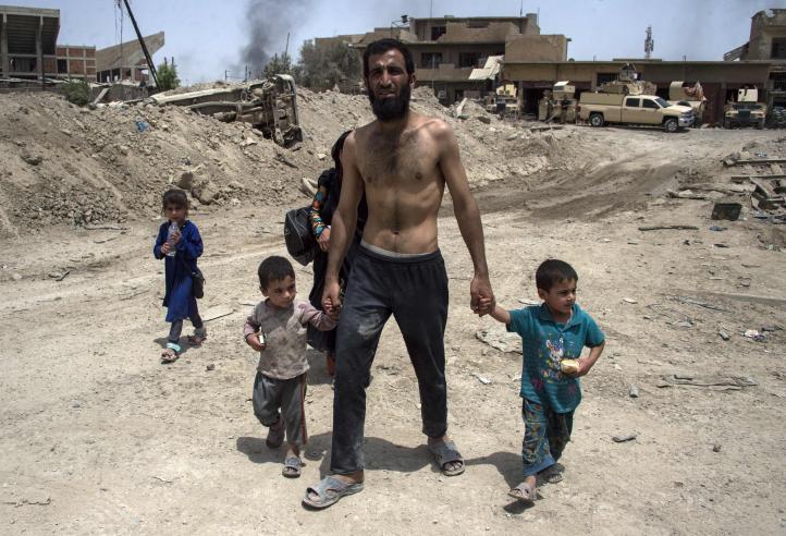 Quince muertos en ataques suicidas en Irak