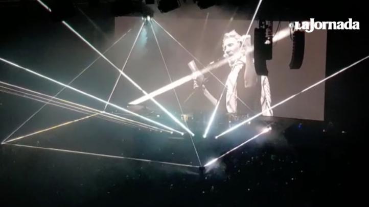"""""""Escuche a su gente, presidente"""": Roger Waters"""