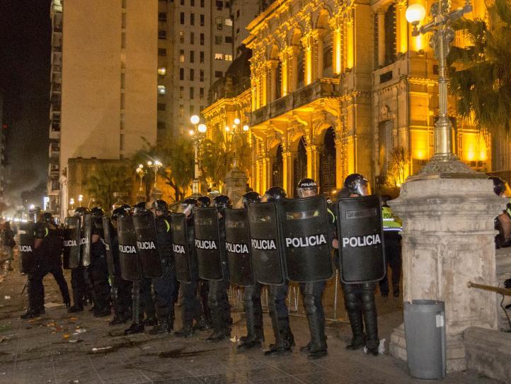 Argentina: protestan por comicios en Tucumán