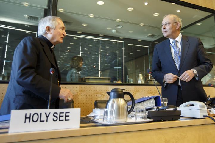 Aplican segundo interrogatorio al Vaticano por abusos sexuales