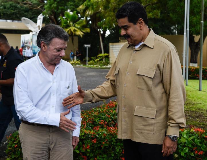 Venezuela y Colombia acuerdan apertura gradual de frontera