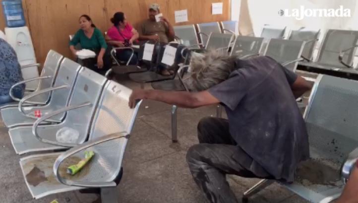 En condiciones insalubres, el área de Urgencias del Hospital General de Sonora