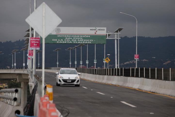 Abren a la circulación interconexión de la Autopista Urbana Sur