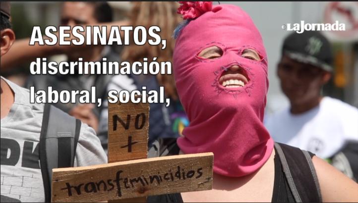 Privan violencia y odio contra personas trans
