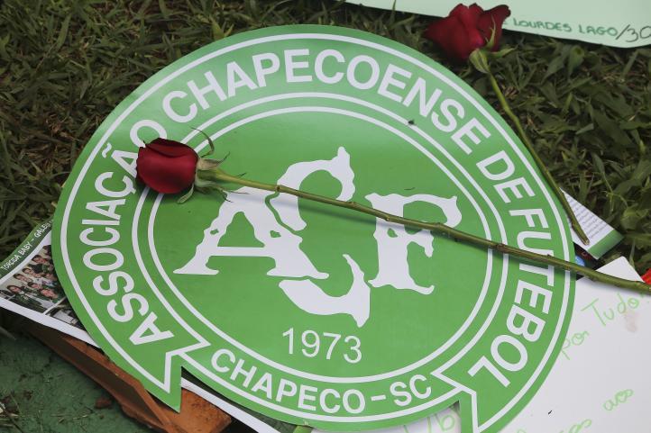 El Chapecoense iba a disputar su primera final internacional