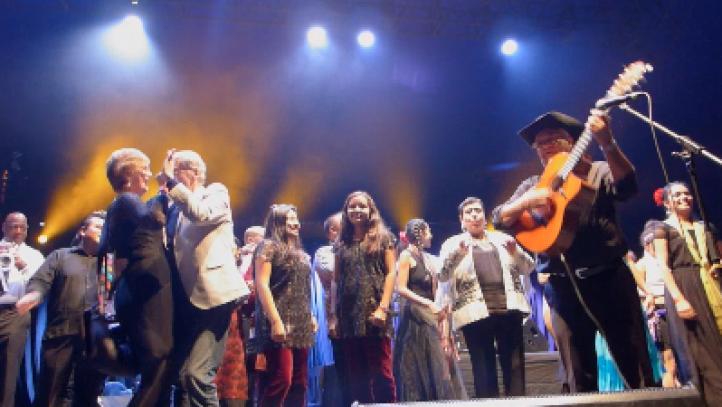 De Eliades Ochoa a Chavela Vargas. Discos Corasón lleva 25 años grabando la música que ama