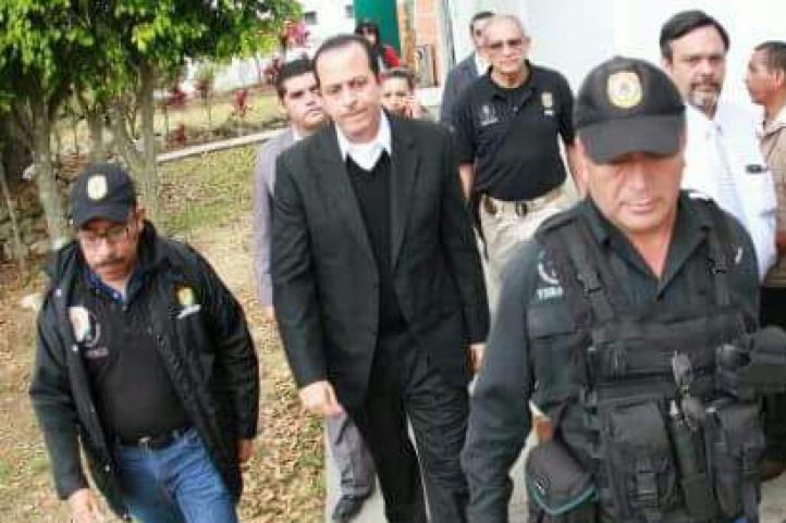 Detienen a Arturo Bermúdez, ex secretario de la SSP de Veracruz