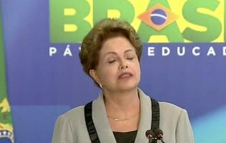 Abren paso a juicio político contra Dilma Rousseff