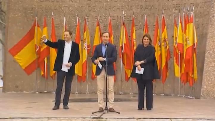 Miles de españoles reclaman un cambio de gobierno