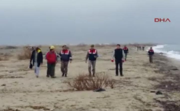 Más de 30 migrantes mueren en costas de Turquía