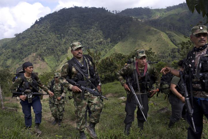 Tres días con las FARC