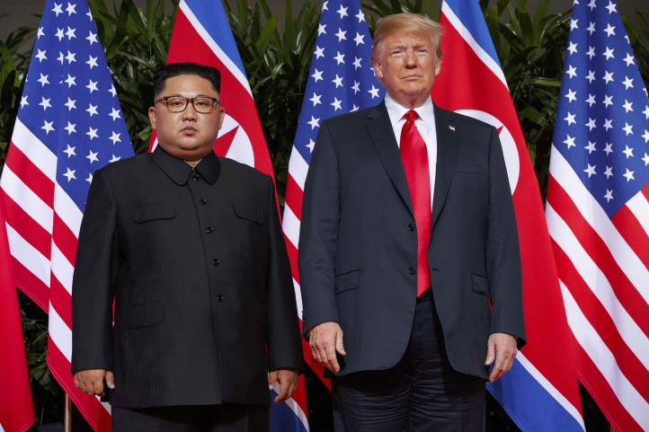 Noticia sobre reunión Kim-Trump llega tarde a Norcorea