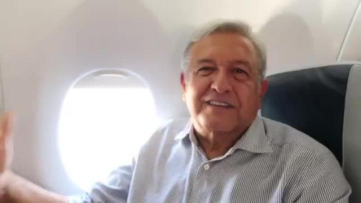 """""""Ni chavismo, ni trumpismo; sí mexicanismo"""": AMLO"""
