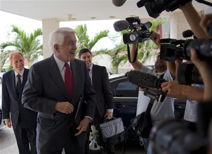 Misión comercial de EU viaja a Cuba