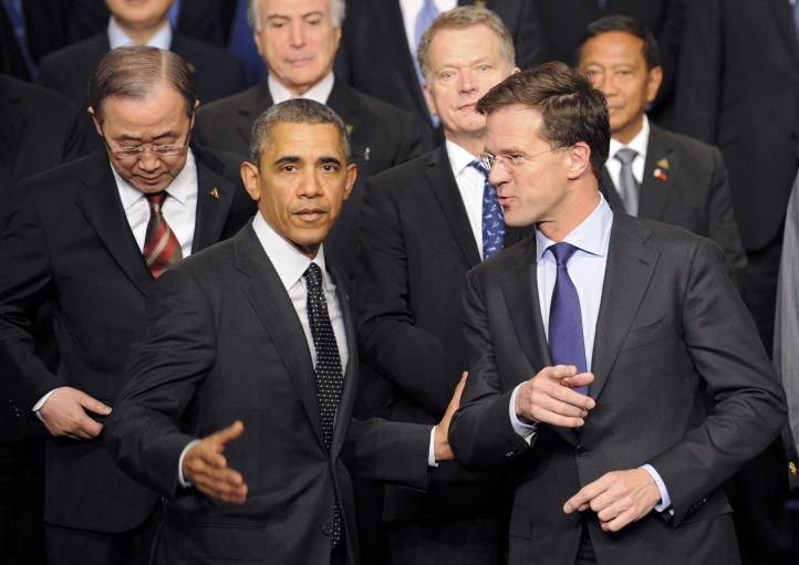 Obama busca apoyo mundial para aislar a Rusia