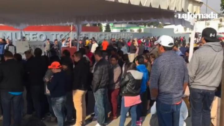 Reporte en casillas especiales del Estado de México