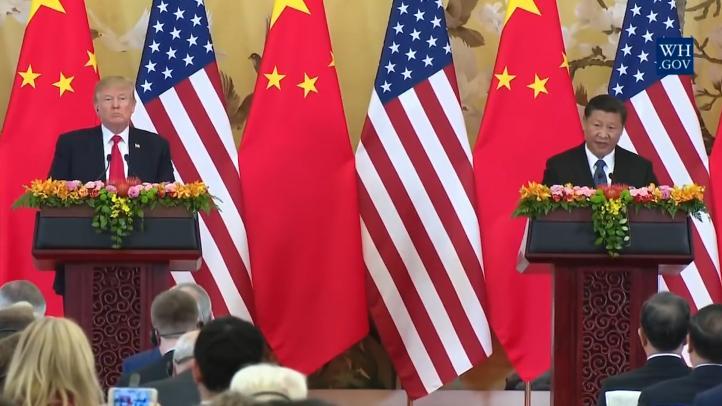 Entran en vigor las sanciones económicas entre China y EU