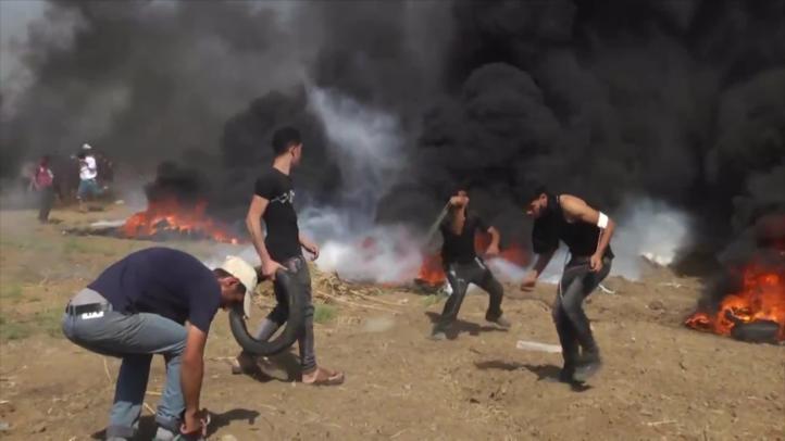 Israel reabre accesos a Gaza ante llegada de ayuda