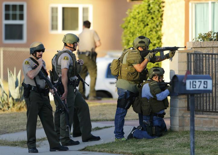 Nuevo tiroteo en EEUU deja al menos 14 muertos
