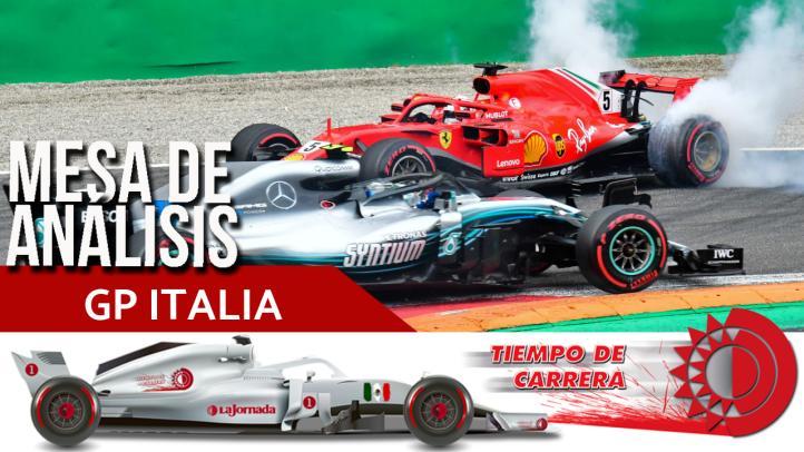 Mesa de Análisis - GP de Bélgica