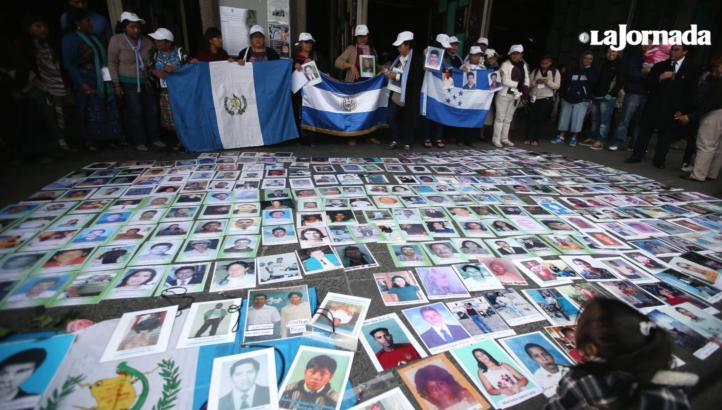 Madres de migrantes desaparecidos visitan la Basílica de Guadalupe