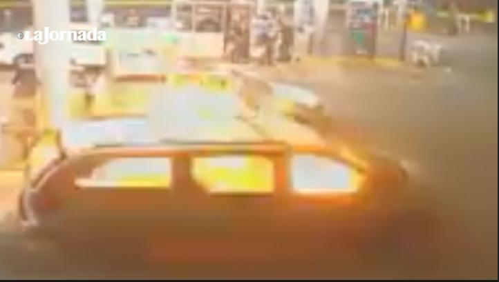 Alerta Amegas sobre peligro de cargar gasolina en bidones