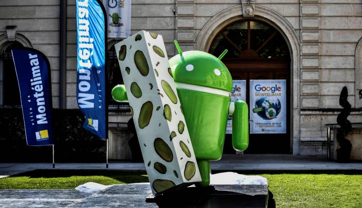 Multan a Google en la UE por infringir leyes antimonopolio