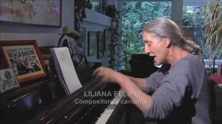 Aniversario: Liliana Felipe