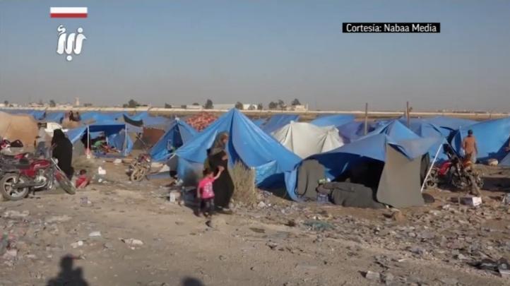Siria: Cientos huyen de los intensos ataques en Daraa