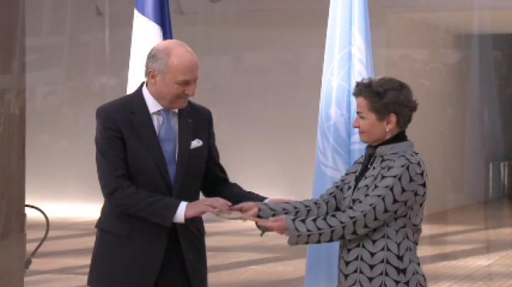 COP21: Todo listo para la cumbre de París