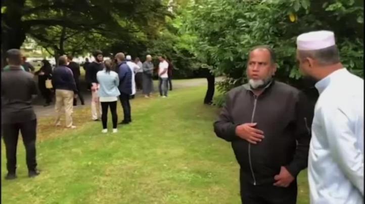 Al menos 49 personas murieron en ataque a dos mezquitas en Nueva Zelanda