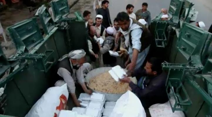 Afganistan solicitó el ataque aéreo: Campbell