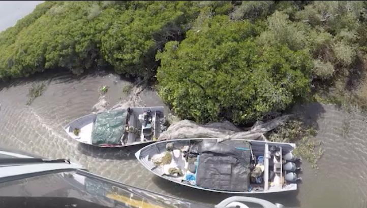 Semar decomisa 6 toneladas de droga en costas de Sonora