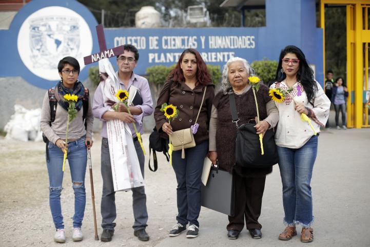 Día de la Mujer: Ante la violencia y corrupción, madres, hermanas, tías y periodistas se vuelven activistas