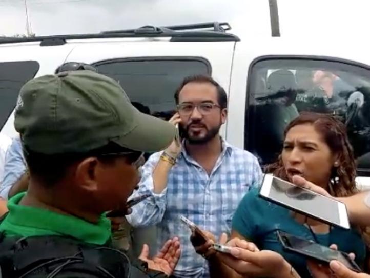 Detienen a Fernando Yunes Márquez en Coatzacoalcos