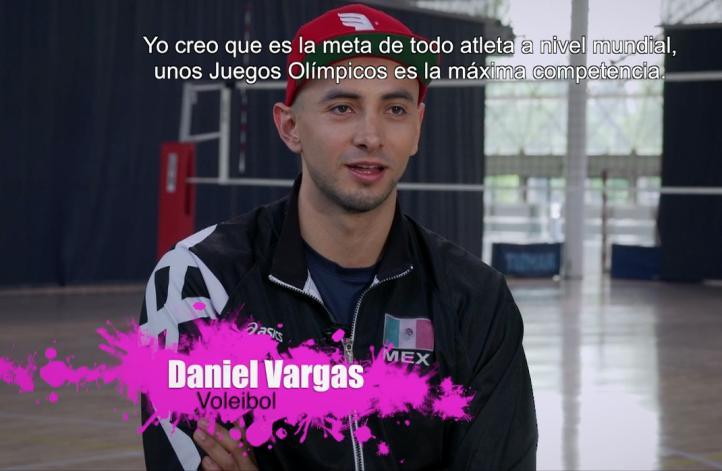 Capital de campeones: Daniel Vargas