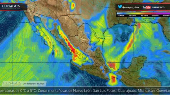 Pronóstico del tiempo para el 20 de febrero