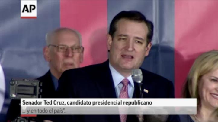 Cruz y Rubio ganan impulso en Iowa hacia New Hampshire