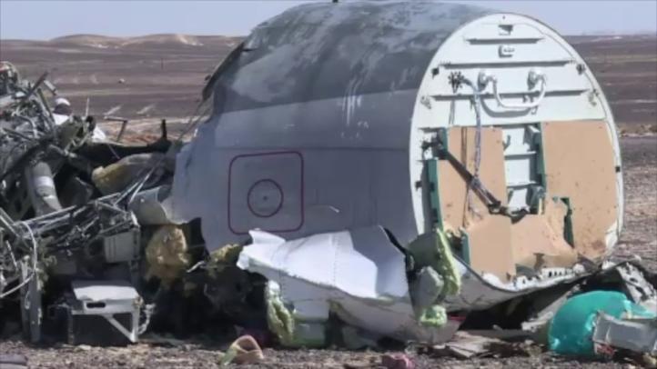 Continúan investigaciones en torno al avión ruso