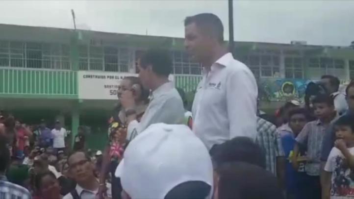 Anuncia EPN plan de reconstrucción de viviendas en Oaxaca