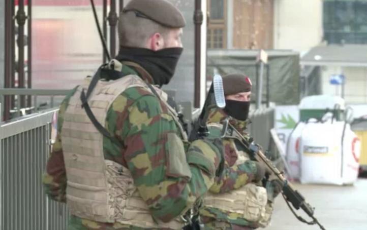 Estado de alerta máxima en Bruselas