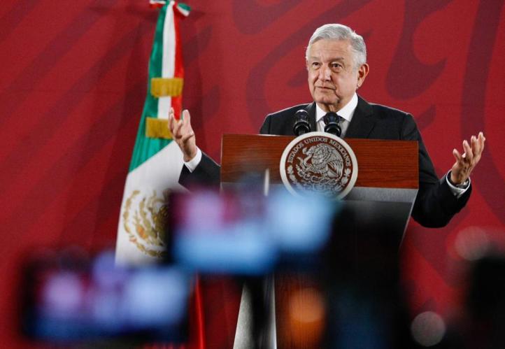 AMLO agradece a Donald Trump por respetar la soberanía de México