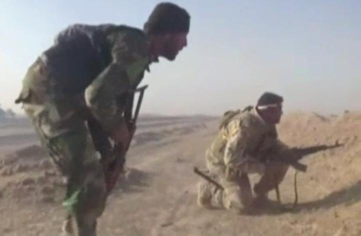 Irak: Muestran video de combate entre fuerzas de seguridad iraquíes y extremistas