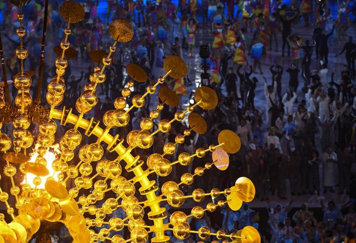 Inician Juegos Paralímpicos en Río de Janeiro