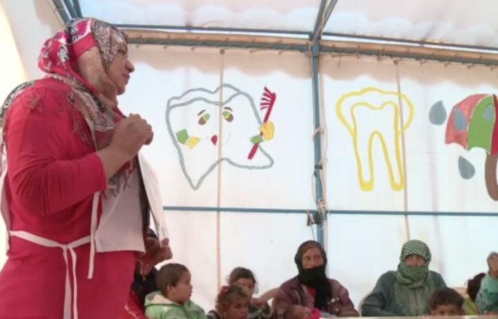 Refugiados sirios comienzan a hablar de planificación familiar