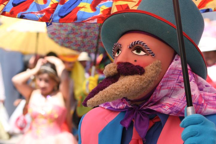 Carnaval de San Salvador Atenco, tradición centenaria