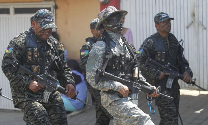Purépechas de Cherán conmemoran 3 años de alzamiento contra criminales
