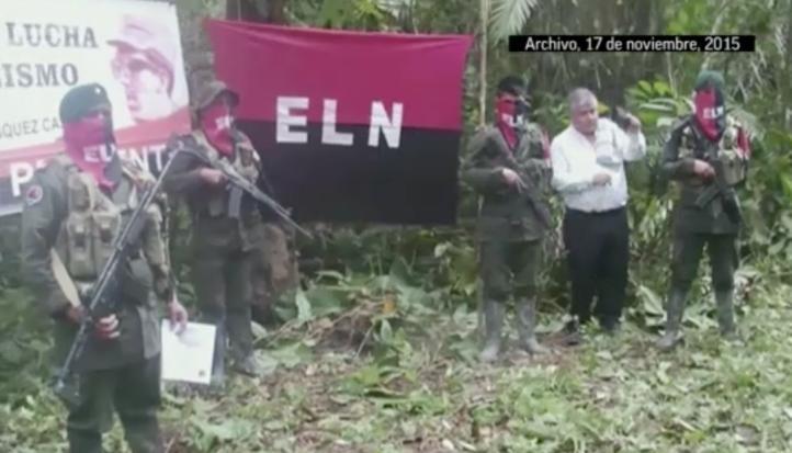 Gobierno colombiano y el ELN inician proceso de paz