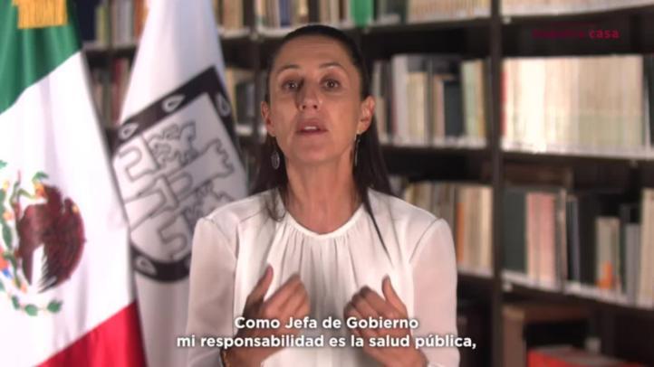En la Ciudad de México hay 21 casos de Covid-19: Sheinbaum