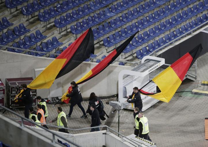 Suspenden partido entre Alemania y Holanda